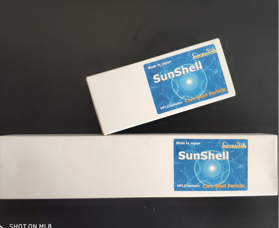 SunShell C18 100mm*4.6mm *2.6μm